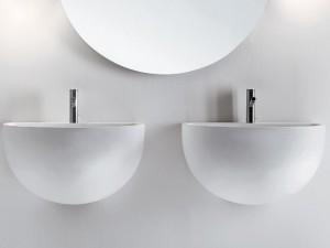 Falper Bowl lavabo sospeso D5H