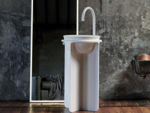 Falper Controstampo lavabo freestanding WA7