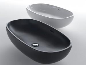 Falper D4K lavabo da appoggio D4K