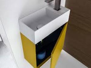 Falper D5K mobile lavabo sospeso con anta