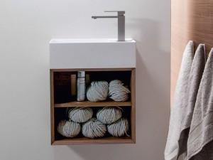 Falper D5K mobile lavabo sospeso