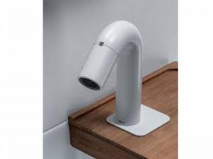 Falper rubinetto lavabo apertura a rotazione WR2