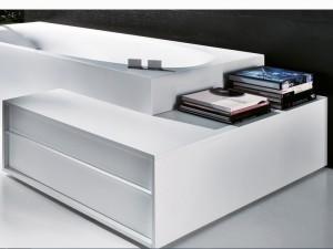 Falper Shape mobile per vasca freestanding