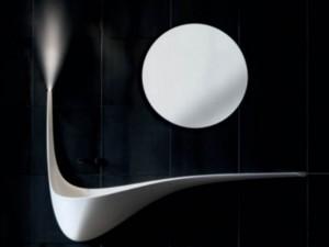 Falper Wing lavabo sospeso D5Q