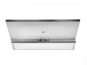 Fantini Acquadolce Light soffione doccia a parete multifunzione L032B