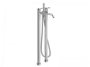 Fantini AL/23 rubinetto vasca freestanding con deviatore e doccetta B280B