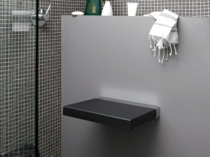 Geelli Quadra seduta reclinabile per doccia KT-CYB-106