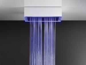 Gessi Afilo soffione doccia a soffitto multifunzione 57411
