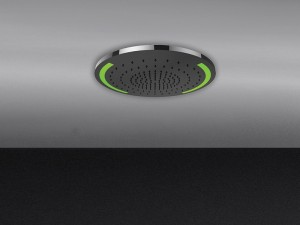 Gessi Colour soffione doccia a soffitto multifunzione 57829