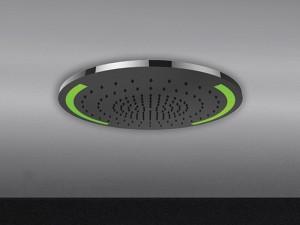 Gessi Colour soffione doccia a soffitto multifunzione 57929