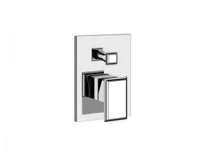Gessi Eleganza rubinetto doccia a parete con deviatore 46079