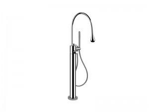 Gessi Goccia rubinetto vasca da bagno monocomando 24978-Cromo