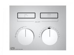 Gessi HI-FI Compact miscelatore termostatico 63004