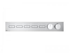 Gessi HI-FI Linear miscelatore termostatico a 5 funzioni 63018