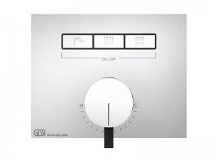 Gessi HI-FI Mixer miscelatore termostatico monocomando 63081