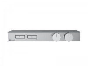Gessi HI-FI Shelf miscelatore termostatico a mensola con 2 funzioni 63022