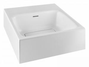 Gessi Rettangolo lavabo da appoggio o sospeso 37572