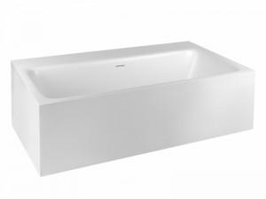 Gessi Rettangolo vasca da bagno freestanding 37594