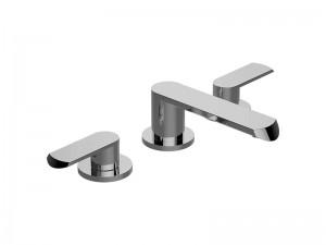 Graff Phase rubinetto lavabo 3 fori E6610LM45B