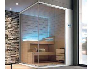 Hafro Ghibli sauna angolare SGH10034-1D009