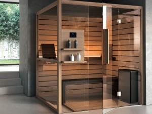Hafro Kalika sauna finlandese SKA10064-1D006