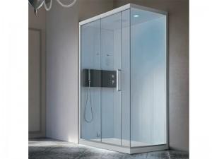 Hafro Soul Integra box doccia multifunzione angolare 1SUB1S2