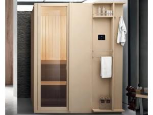 Hafro Talia sauna a parete STA10026-1S002