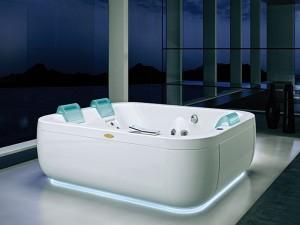 Jacuzzi Aquasoul Extra vasca da bagno idromassaggio freestanding AQU70010748
