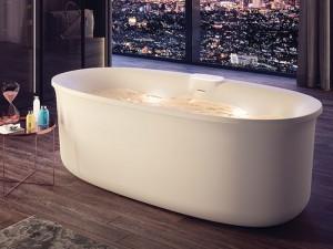 Jacuzzi Arga vasca da bagno idromassaggio freestanding ARG101C0118