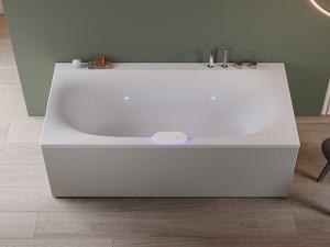 Jacuzzi Arga 180 vasca da bagno idromassaggio a parete ARG201C0100