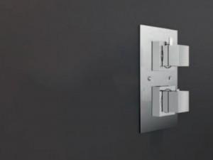 Jacuzzi Caleidos miscelatore termostatico doccia con deviatore 1700006