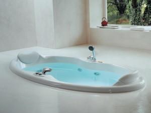 Jacuzzi Elipsa vasca da bagno idromassaggio a incasso 9443069