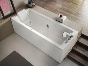 Jacuzzi Energy 160 vasca da bagno idromassaggio angolare ENE10021314SX