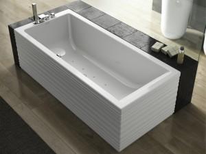 Jacuzzi Moove Blower vasca da bagno idromassaggio angolare 9B50052A