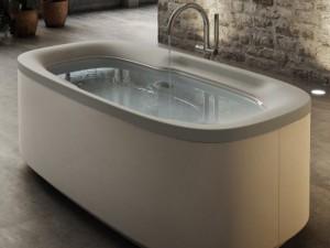 Jacuzzi Muse vasca da bagno idromassaggio freestanding 9F43793ASX