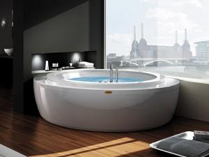 Jacuzzi Nova Corner vasca da bagno idromassaggio angolare NOV30010711