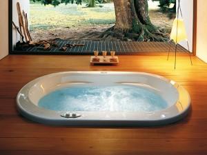 Jacuzzi Opalia vasca da bagno idromassaggio a incasso 9443135