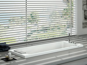 Jacuzzi Sharp 70 vasca da bagno idromassaggio a incasso SHA10011600SX