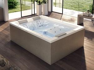 Jacuzzi Sharp Extra vasca da bagno idromassaggio freestanding SHA40010600