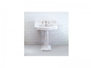 Lefroy Brooks Le Chapelle lavabo su colonna LB7701