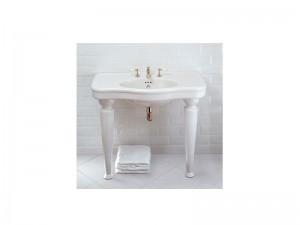Lefroy Brooks Le Chapelle lavabo su colonne LB7733