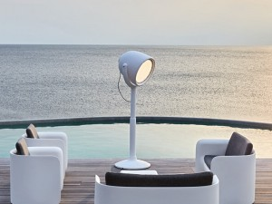 Myyour Hollywood lampada da terra con led power pack 6181HOL