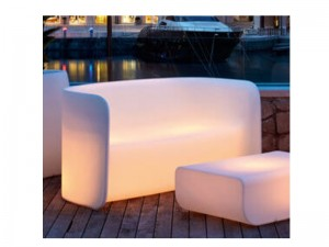 Myyour Nova S divano con led RGB 21208NOVA