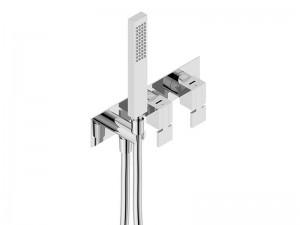 Neve Boxer rubinetto doccia con doccetta BOX2543SC