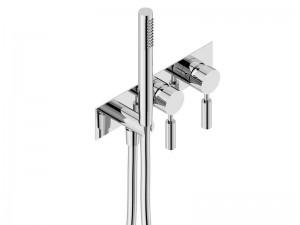 Neve Mono rubinetto doccia con doccetta MON2543SC