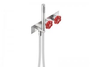 Neve Volante rubinetto doccia idroprogressivo con doccetta VOX2543S64CZ