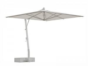 Ombrellificio Veneto Afrodite ombrellone a braccio laterale 300x300cm AFRODITE