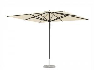 Ombrellificio Veneto Dolomiti Alluminio ombrellone 300x300cm DOLOMITI