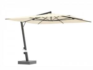 Ombrellificio Veneto Eclisse ombrellone a braccio laterale 450x450cm ECLISSE
