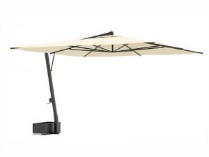Ombrellificio Veneto Eternity ombrellone a braccio laterale 400x400cm ETERNITY